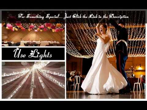 5 Cheap Wedding Decoration Ideas | Wedding Centerpiece Ideas | Wedding Table Centerpieces