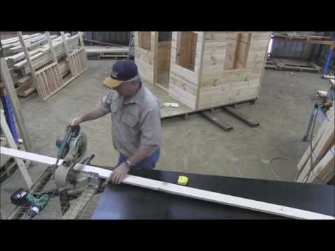 How to Build Cubby House Windows   (pt2)