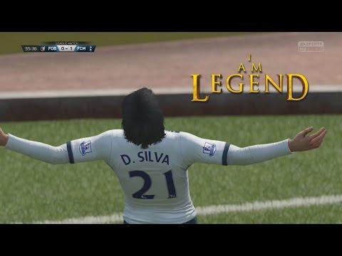 Fifa 16 Clubs  I AM LEGEND