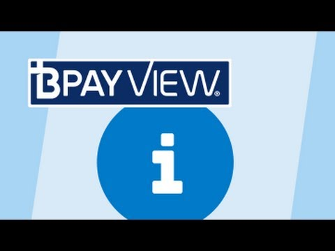 What is BPAY View - BPAY Consumer Training Videos