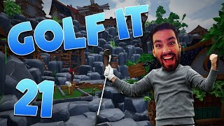 Wildcat With The Sabotage! (Golf It #21)