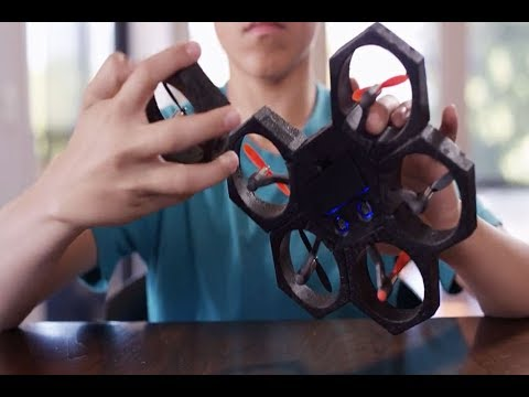 4 NEW Cool DRONE Inventions You Must See 2018