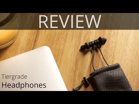 $30 Tech: Tiergrade Bluetooth 4.1 Headphones REVIEW | TechCentury