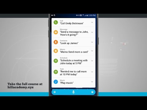 Galaxy S7 Quick Tips - Setting Up S Voice