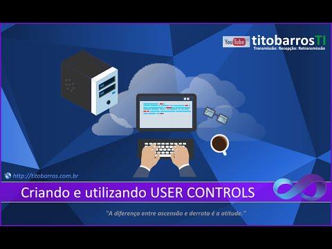 ASP.NET | 1 | Como utilizar USER CONTROLS no Visual Studio