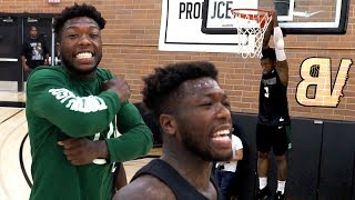 Nate Robinson DUNKS On Fathers Day At Drew League! + TOUGH Hangtime Finish Over Bigger Defender!