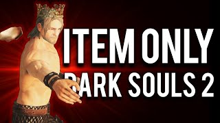 How to Consumable Only Dark Souls 2