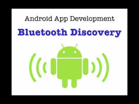 Android - Discovering Bluetooth Devices