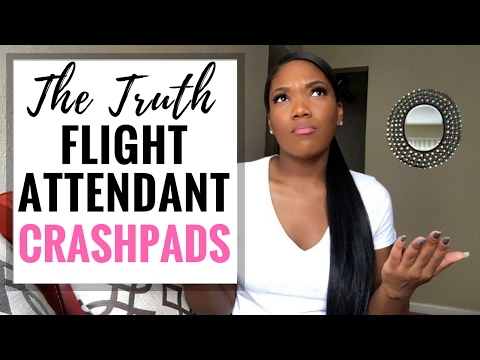 Flight Attendant Crashpads! Everything You Need to Know!
