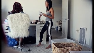 FIRING MY ASSISTANT PRANK (SHE ALMOST CRIES)