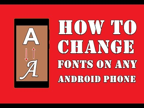 [Tutorial] How to Change Complete Fonts on any Android Phone