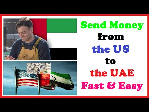 Send Money from the US to the UAE Fast & Easy