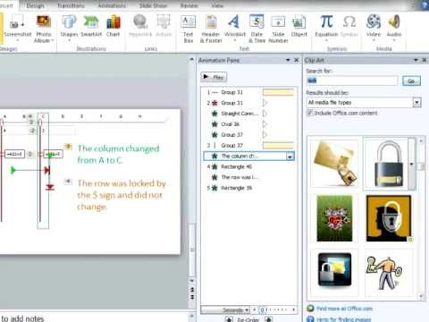 PowerPoint 2010 Tutorial 3.1. Animations and Transitions