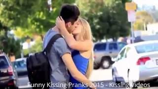 OMG Kissing PRANK ON STRANGER [GONE TOO FAR!] [GONE WRONG ALSO!]