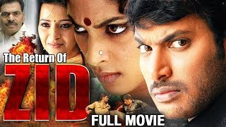 The Return of Zid Full Hindi Dubbed Movie   Vishal   Reema Sen   Action Movies   Mango Indian Films