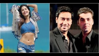 Katrina Acuses Her Driver For Leaking Her Information   Ajay Doesn