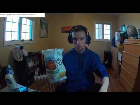 Cape Cod 40% Reduced Fat Original Kettle Potato Chips Review