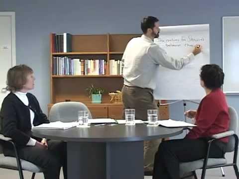 Mediator Training Clip 2 - Agenda - Structure & Interruptions