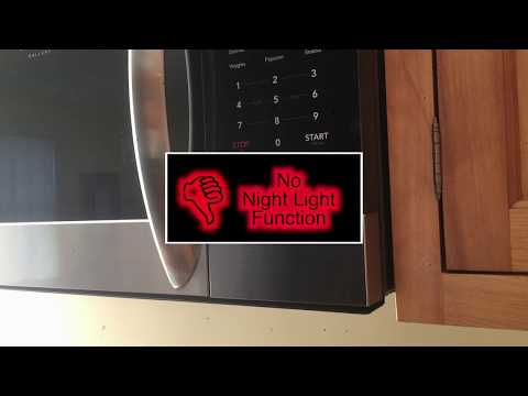 Frigidaire Gallery Microwave Review and Options - Model FGMV176NTF (2017)