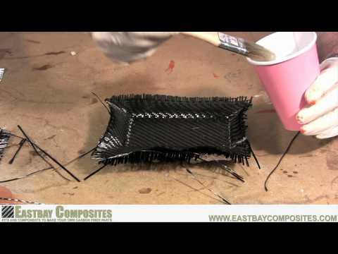 Carbon Fiber Kit -  Fabrication - Eastbay Composites