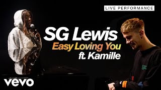 SG Lewis - Live Performance