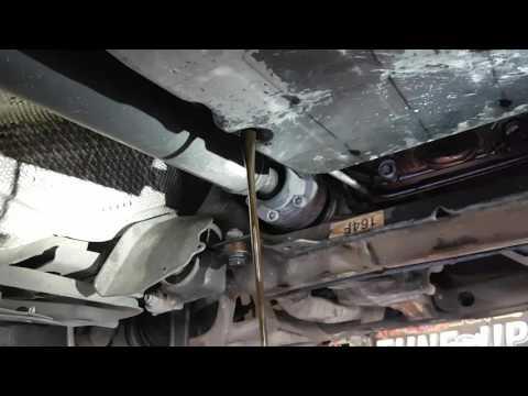 2008 mercedes gl320 transmission fluid