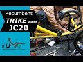 Download Video Download Recumbent Trike Build - Performer JC20 Basic Assembly. 3GP MP4 FLV