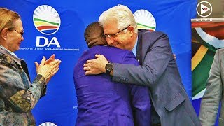 Meet Alan Winde, the DA's new Western Cape premier candidate to replace Helen Zille