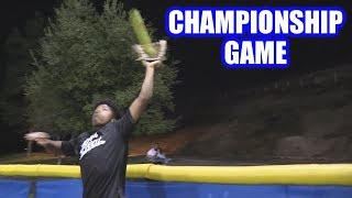 BEST CHAMPIONSHIP GAME EVER! | On-Season Softball Series