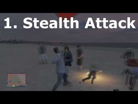 GTA ONLINE: HOW TO GET YOUR STEALTH UP FAST!