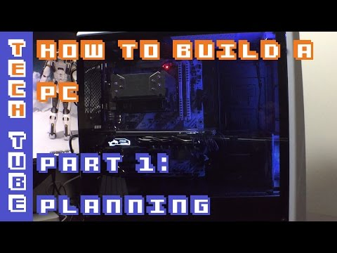 How to build a PC - choosing the parts