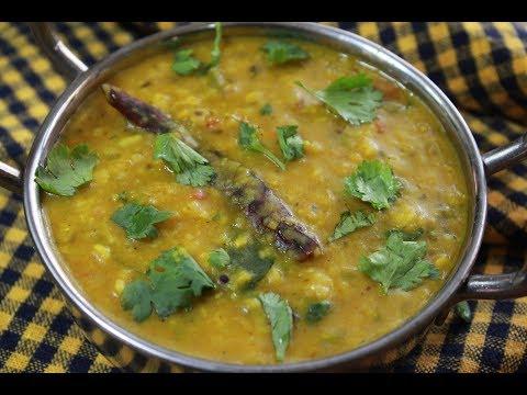 রেস্তোরার মতো ডাল ফ্রাই বানান - Yellow Dal Fry Recipe - Restaurant Style Dal Fry - Dal Tadka Recipe