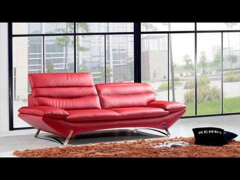 Modern Italian Leather Furniture