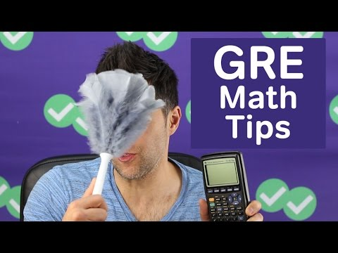 Top 3 GRE Math Study Tips