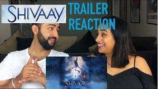 Shivaay Official Trailer Reaction   Ajay Devgn  