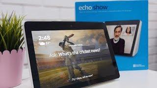 Amazon Echo Show 2nd Gen Unboxing & Overview