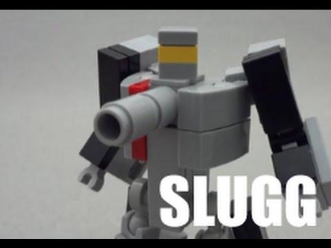 LEGO TRANSFORMERS - 『SLUGG』