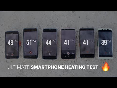The Ultimate Smartphone Heating Test 🔥