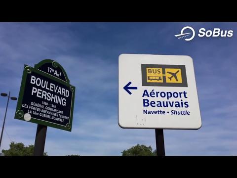 Comment aller à la gare routière de Paris Porte Maillot