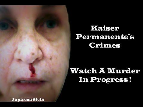 Kaiser Permanente Crimes. EMF Radiation. Invisible, Silent and Very Dangerous Retaliation.