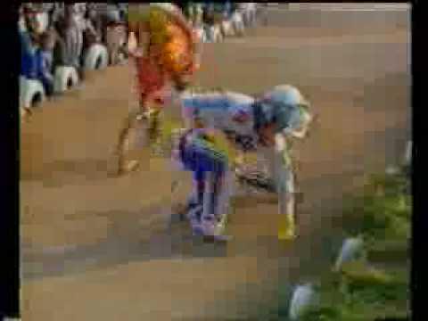 Screen Sport BMX 'Tim March Crash'