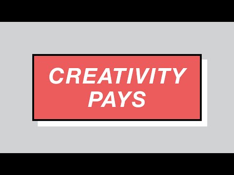 Creativity Pays – Working in an Advertising Agency