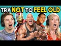 Adults React To Try Not To Feel Old Challenge 4 mp3