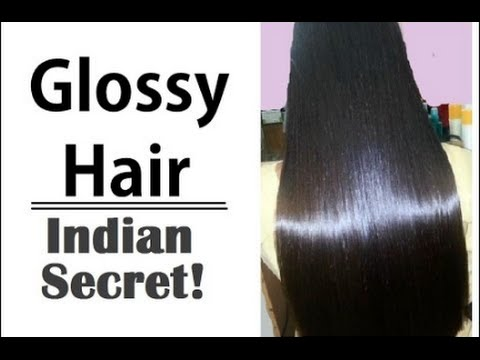 How to Make Your Hair Soft and Shiny | Glossy Hair - How to Make Hair Shiny & Silky Naturally