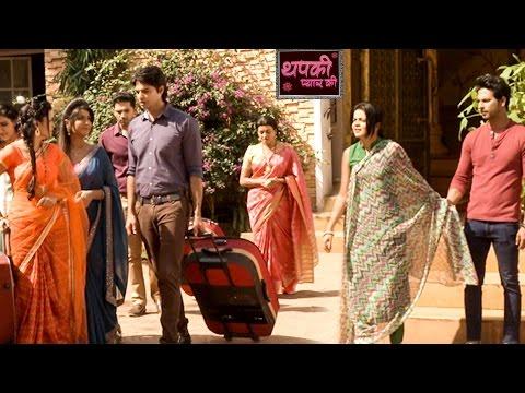 Bihaan   Family THROWN OUT Of The House By Kabir   Thapki Pyar Ki