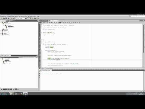 Java Grafikus Felhasználói Felület (GUI) 1. rész