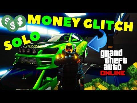 *SOLO*UNLIMITED MONEY GLITCH*CAR DUPLICATION GLITCH IN GTA 5 ONLINE WORKING 1.41*GET MONEY FAST!!!!!