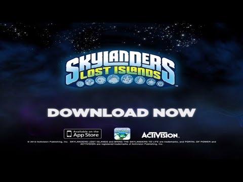 Lost Islands Trailer: Official Skylanders l SWAP Force l Skylanders