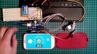 Android Arduino Control: Android and Arduino IoT Control