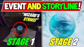 Download *NEW* Fortnite UPDATE: ″GIANT BALL″ STORYLINE EXPLAINED! + SNOW STORM EVENT INBOUND! Season 7 Ending Video
